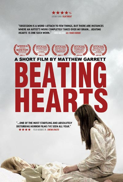 Beating Hearts Short Film Poster