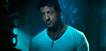 Sylvester Stallone, The Expendables 2