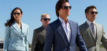 Tom Cruise, Paula Patton, Jeremy Renner, Simon Pegg, Mission: Impossible - Ghost Protocol