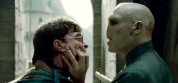 Daniel Radcliffe, Ralph Fiennes, Harry Potter and the Deathly Hallows: Part 2