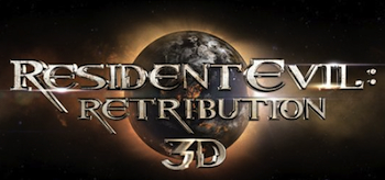 Resident Evil: Retribution Logo