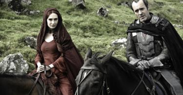 Carice van Houten, Stephen Dillane, Game of Thrones