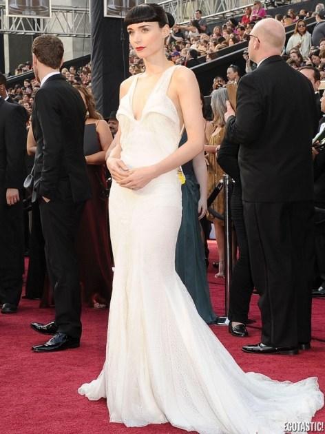 Rooney Mara, Oscar 2012