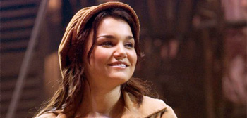 Samantha Barks, Les Miserables, London Production