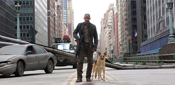 WiIl Smith, I Am Legend