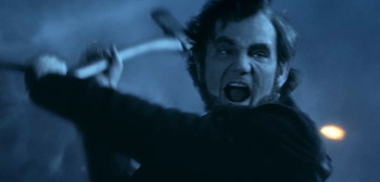 Benjamin Walker, Abraham Lincoln: Vampire Hunter