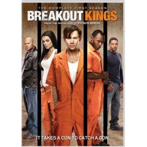 Breakout Kings: Season 1 DVD