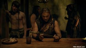 Dustin Clare, Spartacus: Vengeance, Sacramentum