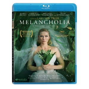 Melancholia Blu-ray Cover