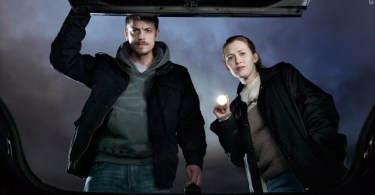 Mireille Enos, Joel Kinnaman, The Killing