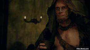 Tattoo Face, Spartacus: Vengeance, Sacramentum