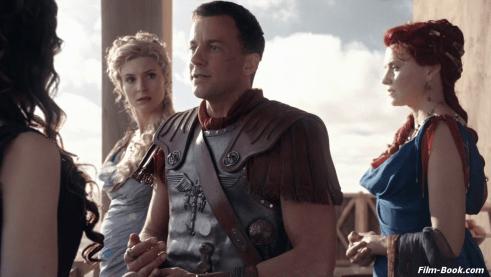 Viva Bianca, Craig Parker, Hanna Mangan Lawrence, Lucy Lawless, Spartacus: Vengeance, Sacramentum