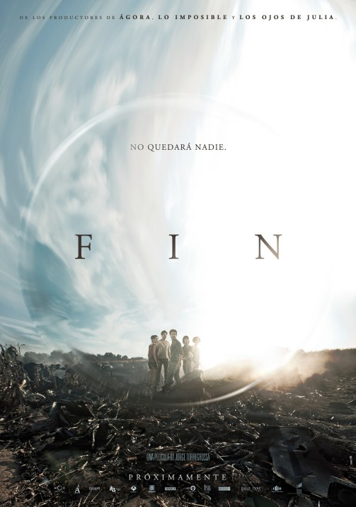 Fin Movie Poster