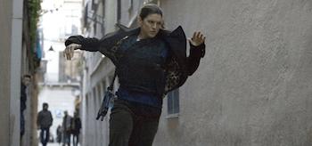 Gina Carano Running