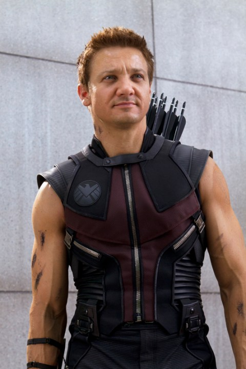 Jeremy Renner The Avengers
