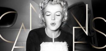 Marilyn Monroe Cannes Film Festival Poster