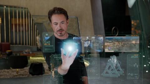 Robert Downey Jr The Avengers