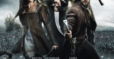 Snow White and the Huntsman French movie poster