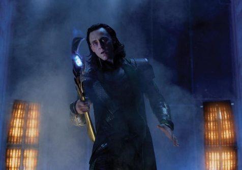 Tom Hiddleston The Avengers