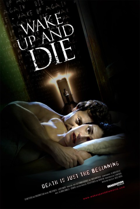 Wake Up and Die Volver A Morir Movie Poster