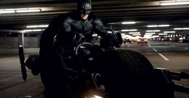 Batman Batpod The Dark Knight Rises
