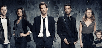 Kevin Bacon The Following James Purefoy