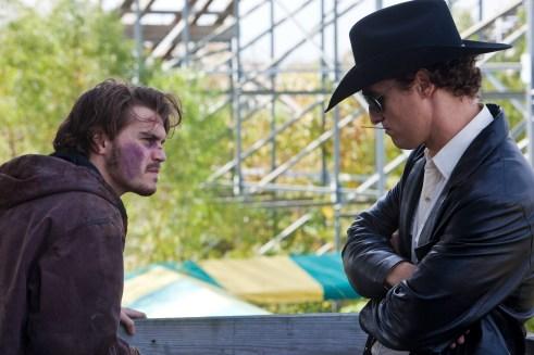 Matthew McConaughey Emile Hirsch Killer Joe