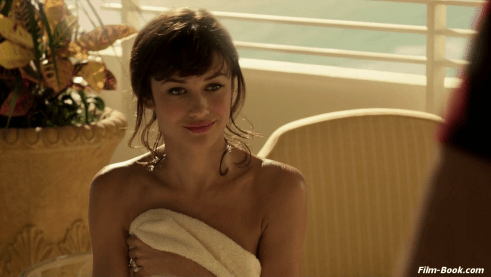 Olga Kurylenko Magic City The Year of The Fin