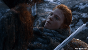 Rose Leslie Game of Thrones The Old Gods and the New