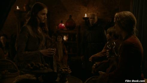 Sophie Turner Lena Headey Game of Thrones Blackwater