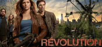 Tracy Spiridakos Revolution Billy Burke