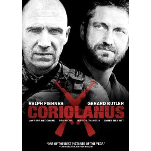 Coriolanus DVD Cover