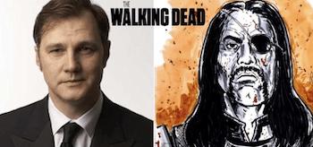David Morrissey The Walking Dead
