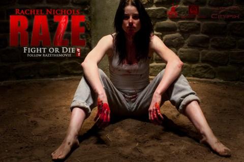 Rachel Nichols Raze