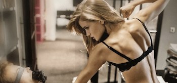 Rosie Huntington-Whiteley Agent Provocateur