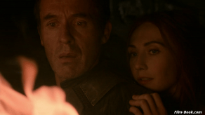 Stephen Dillane Carice van Houten Game of Thrones Valar Morghulis