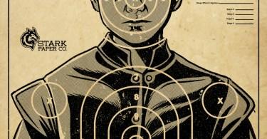 Target Joffrey Baratheon TV Show Poster
