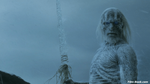 White Walker Game of Thrones Valar Morghulis