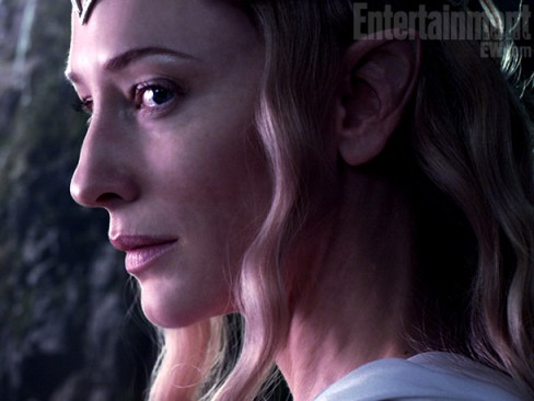 Cate Blanchett The Hobbit An Unexpected Journey Entertainment Weekly