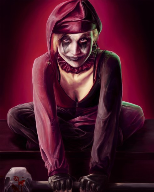 Harley Quinn Sledgehammer