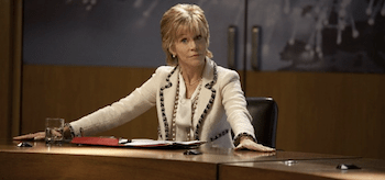 Jane Fonda The Newsroom
