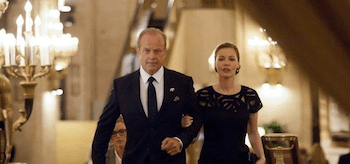 Kelsey Grammer Connie Nielsen Boss