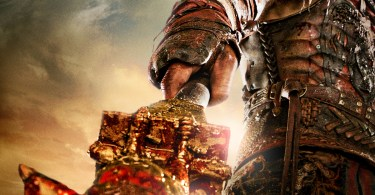 Spartacus War of the Damned TV show poster