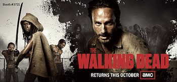 The Walking Dead Season 3 TV Show Poster