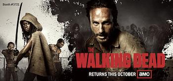 The Walking Dead Season 3 TV Show Poster