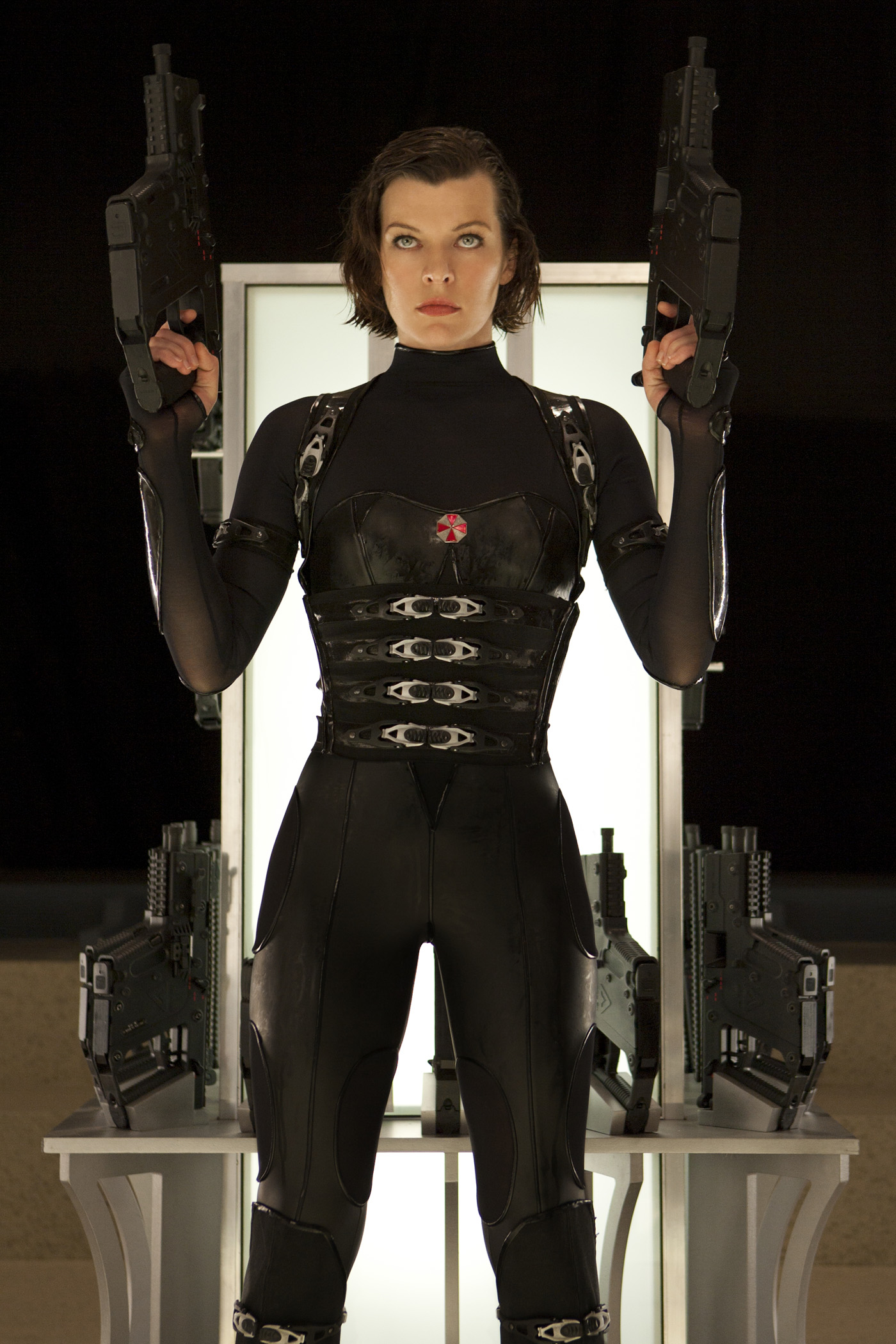 Evil retribution movie Resident