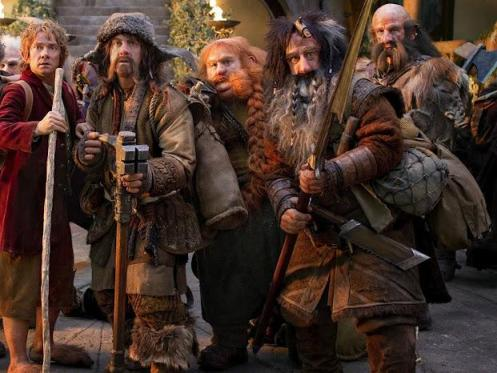 Dwarves The Hobbit An Unexpected Journey