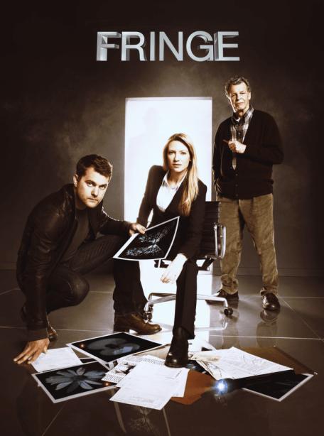 Fringe Season 3 TV show poster
