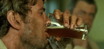 Gary Bond Wake in Fright