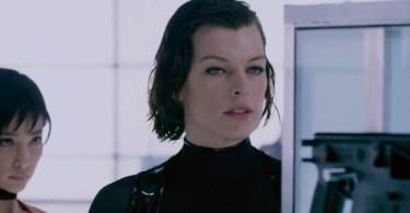 Milla Jovovich Bingbing Li Resident Evil Retribution